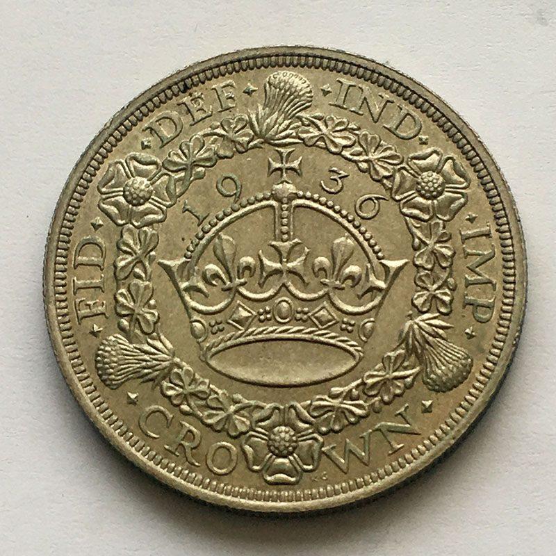 Crown 1936