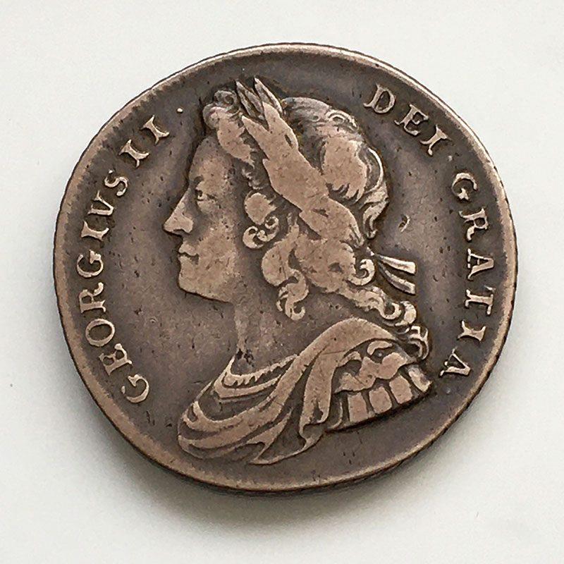 Shilling 1728