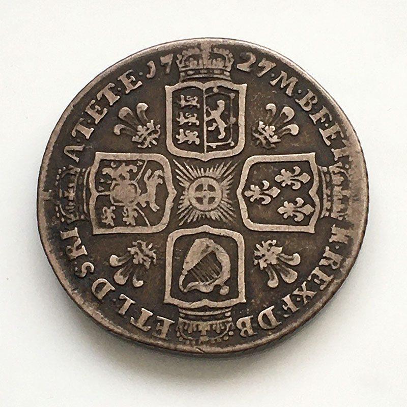 Shilling 1727