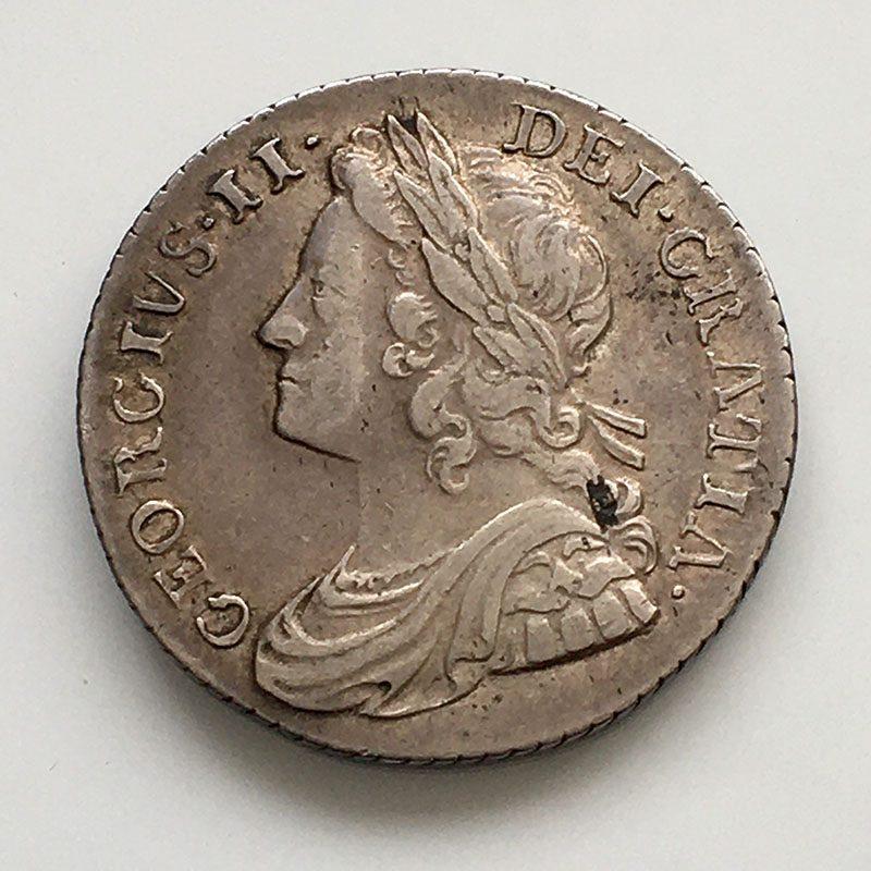 Shilling 1737