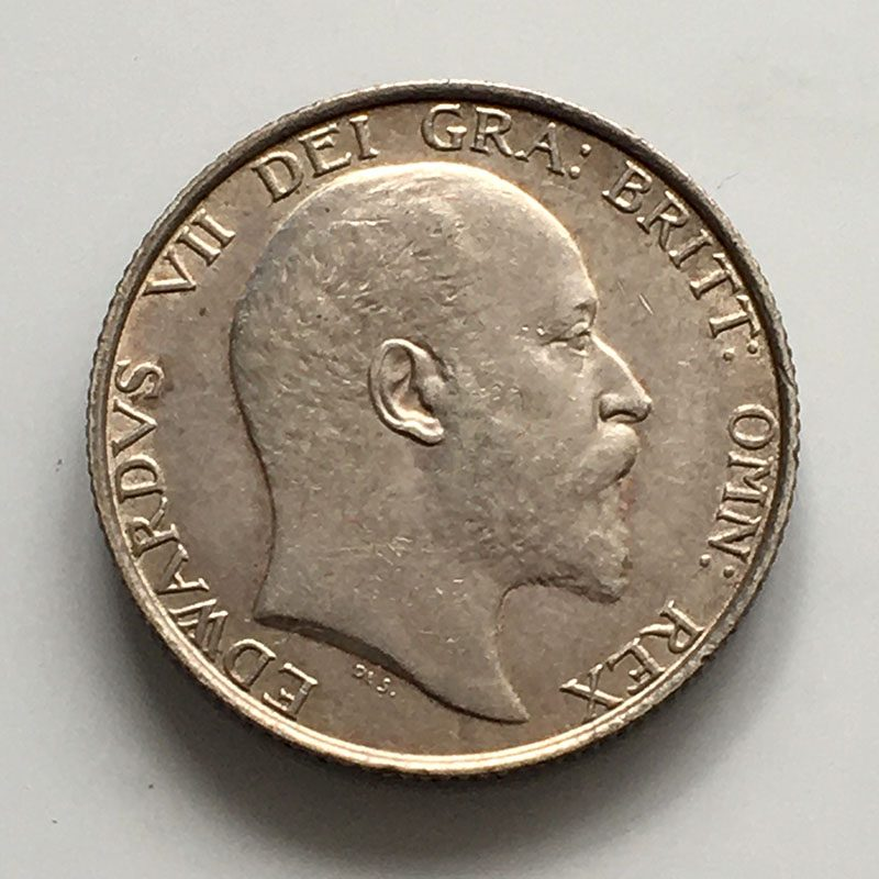 Shilling 1903