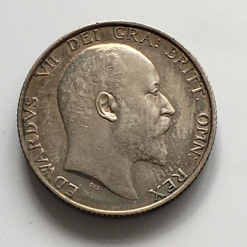 Shilling 1904