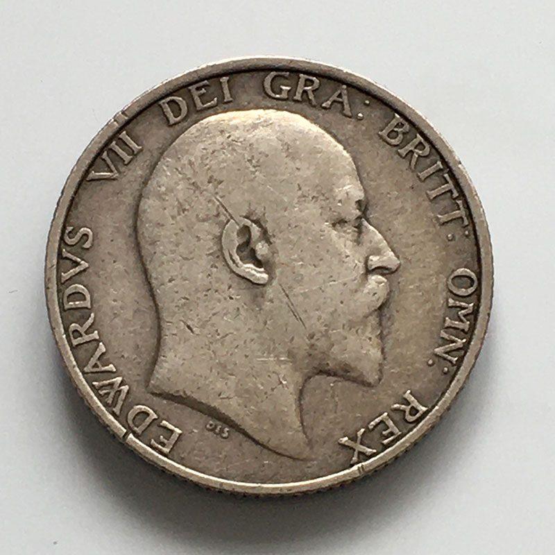 Shilling 1905