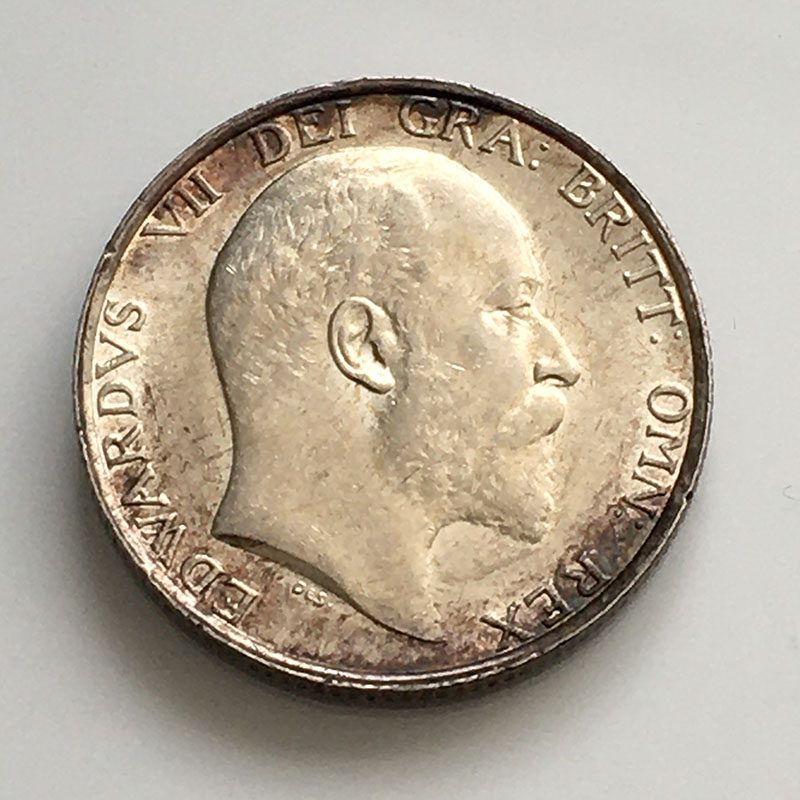 Shilling 1908
