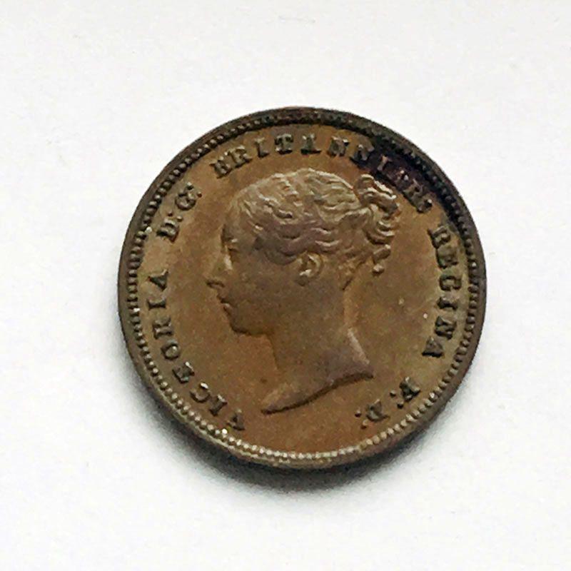 1/2 Farthing 1851