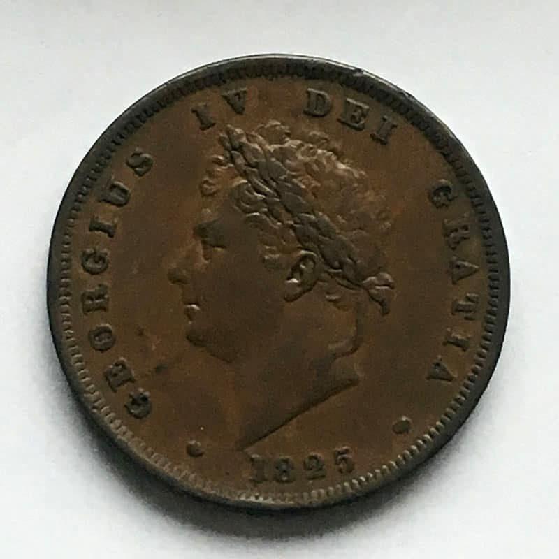 Penny 1825