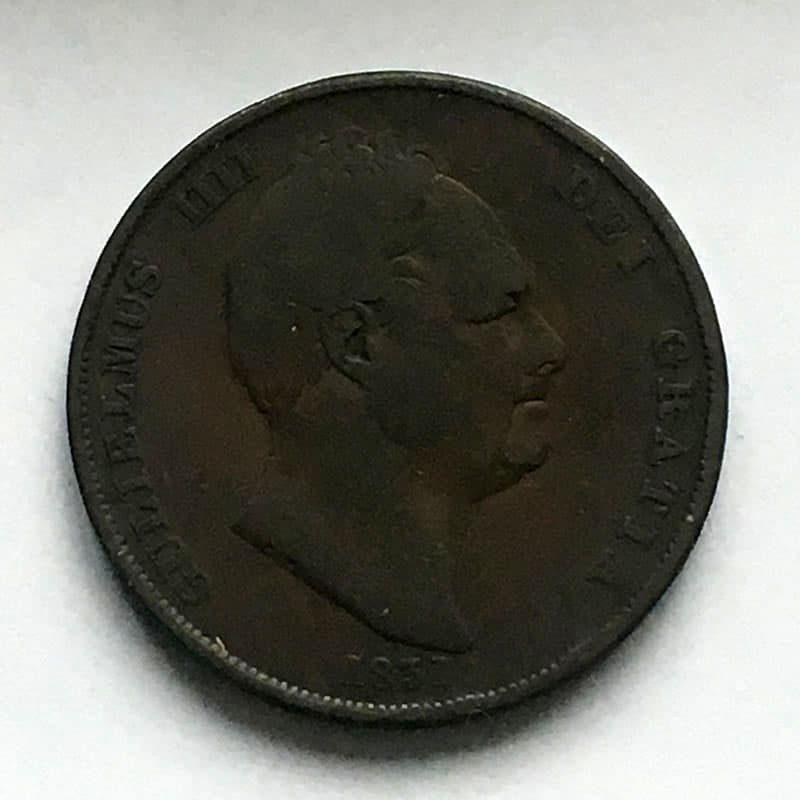 Penny 1831