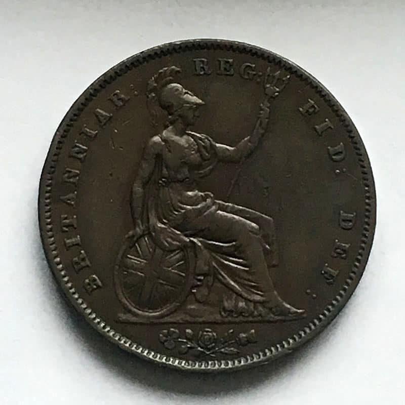 Penny 1841