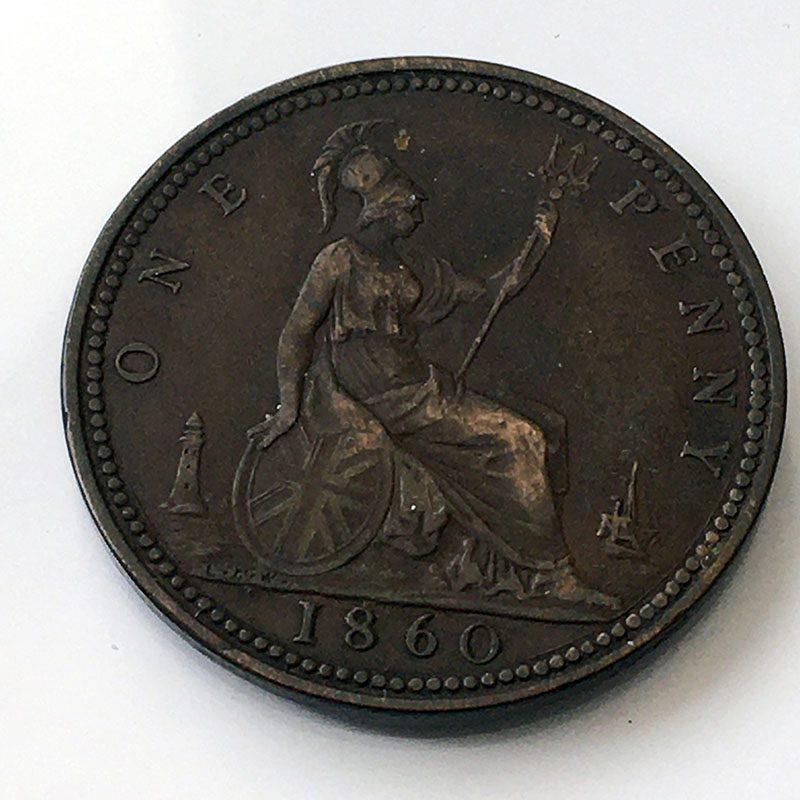 Penny 1860 F1
