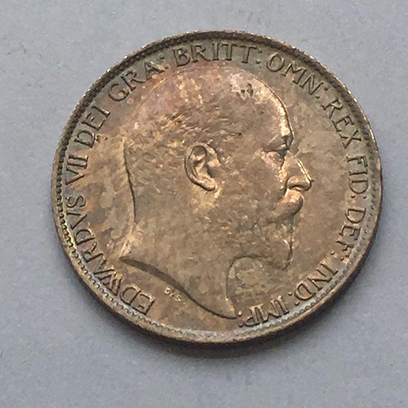 Sixpence 1902