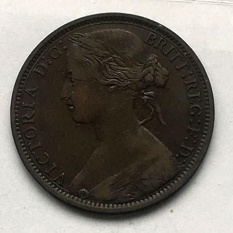 Penny 1874H F68