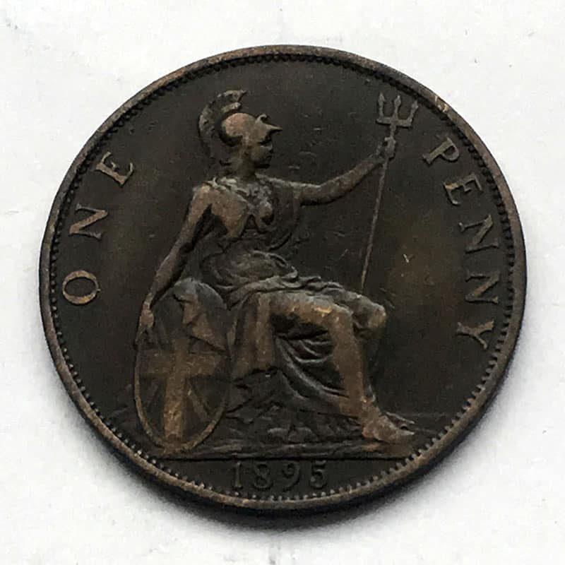 Penny 1895