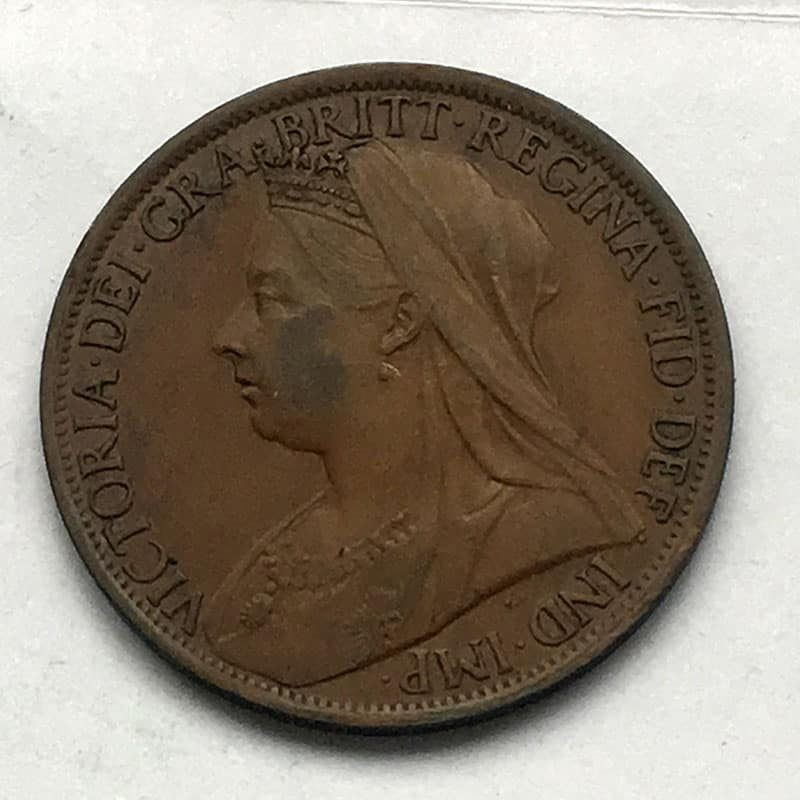 Penny 1895 LT