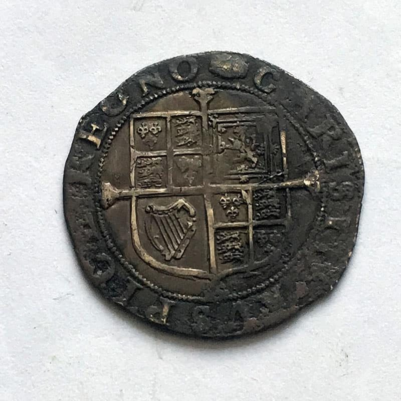 Hammered Shilling Charles I