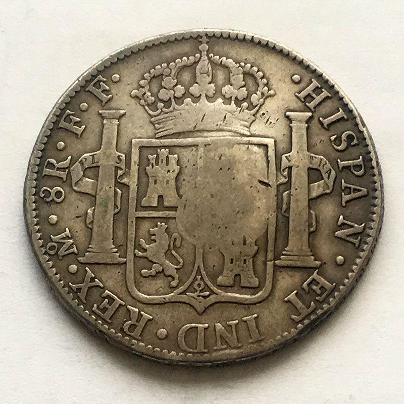 Dollar 1784