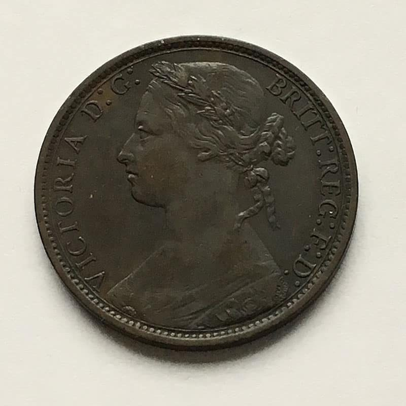Penny 1875H