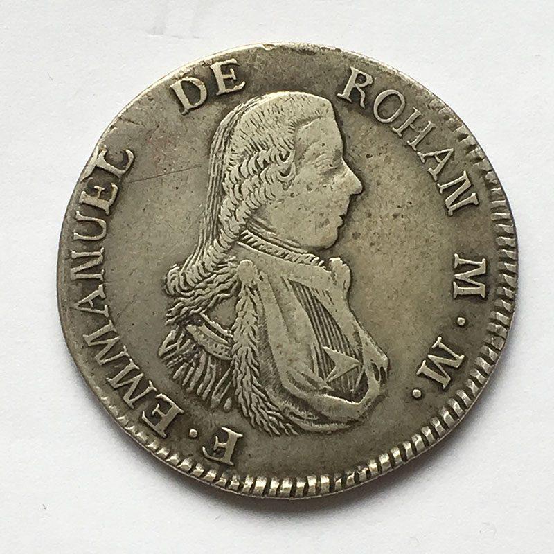 Malta Scudo 1796 GF