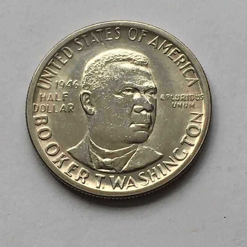 USA 1/2 Dollar 1946