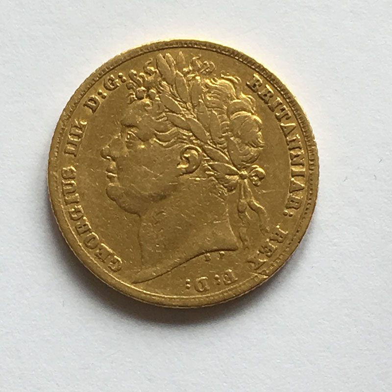 Sovereign 1825