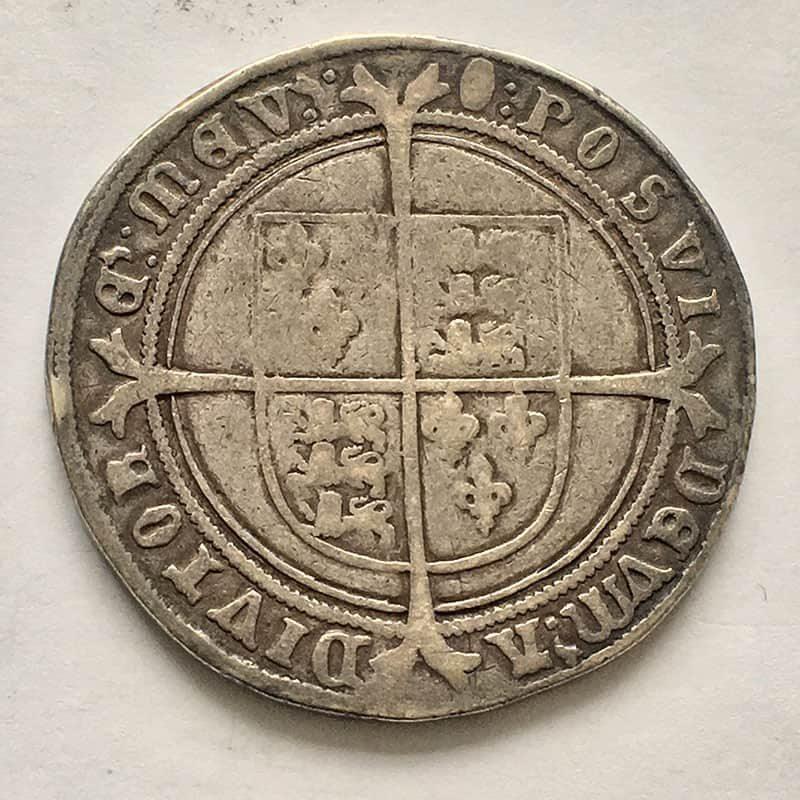 Hammered Crown 1552