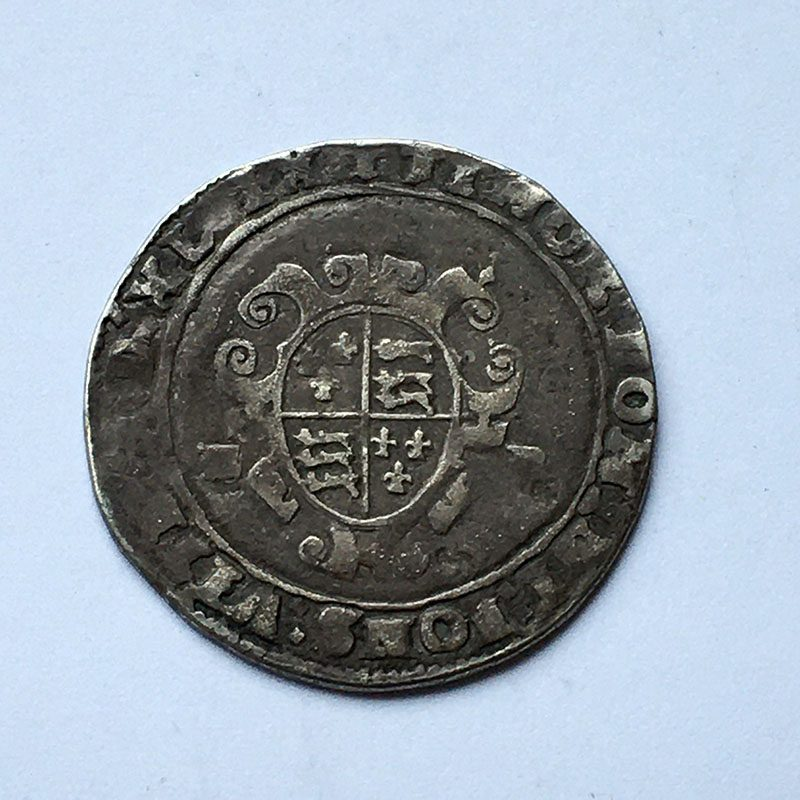 Hammered Shilling Edward VI