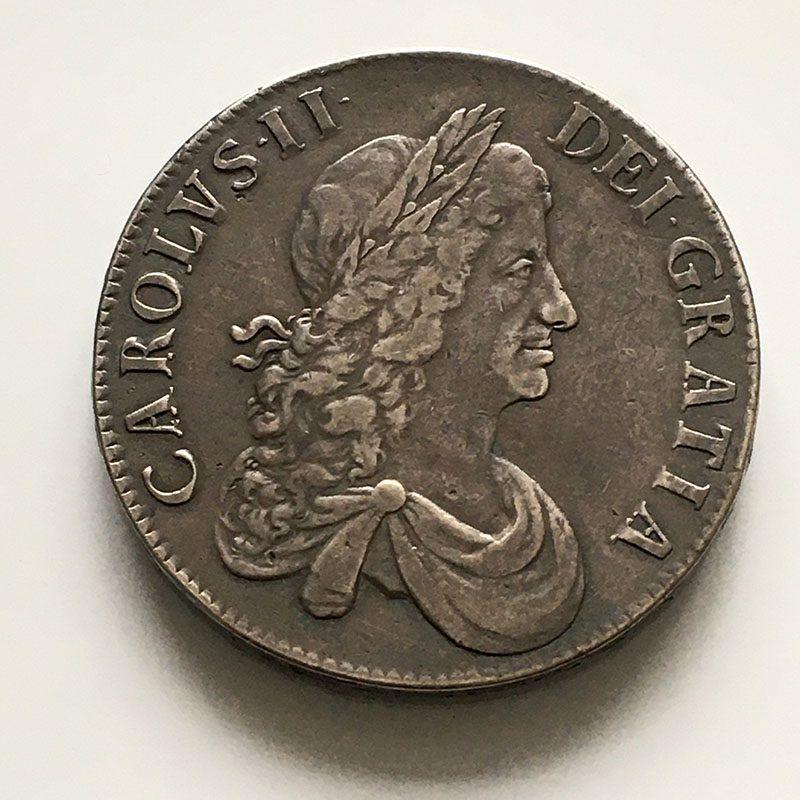 Crown 1664