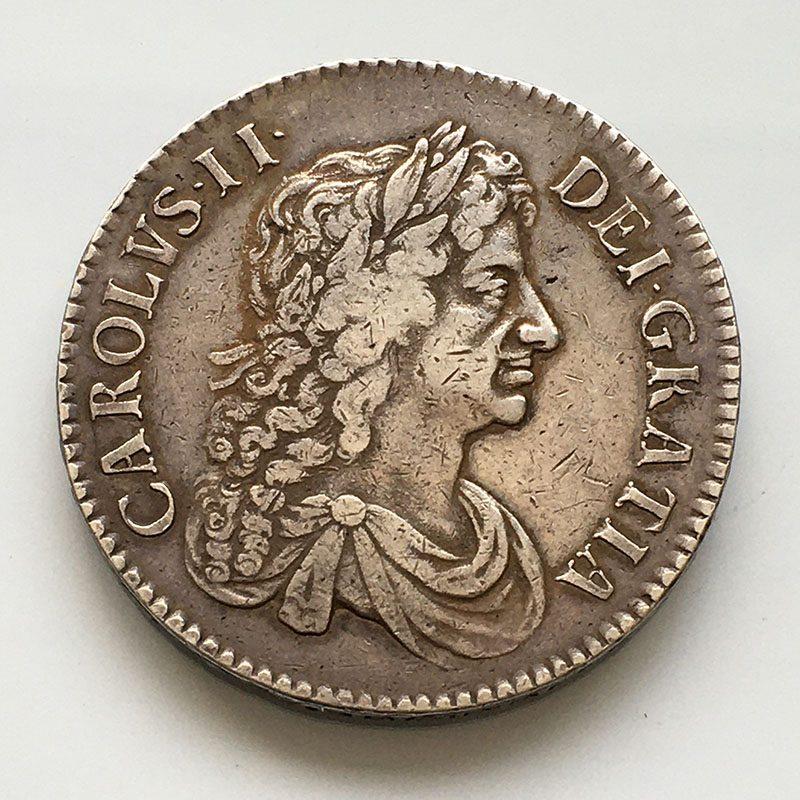 Crown 1671