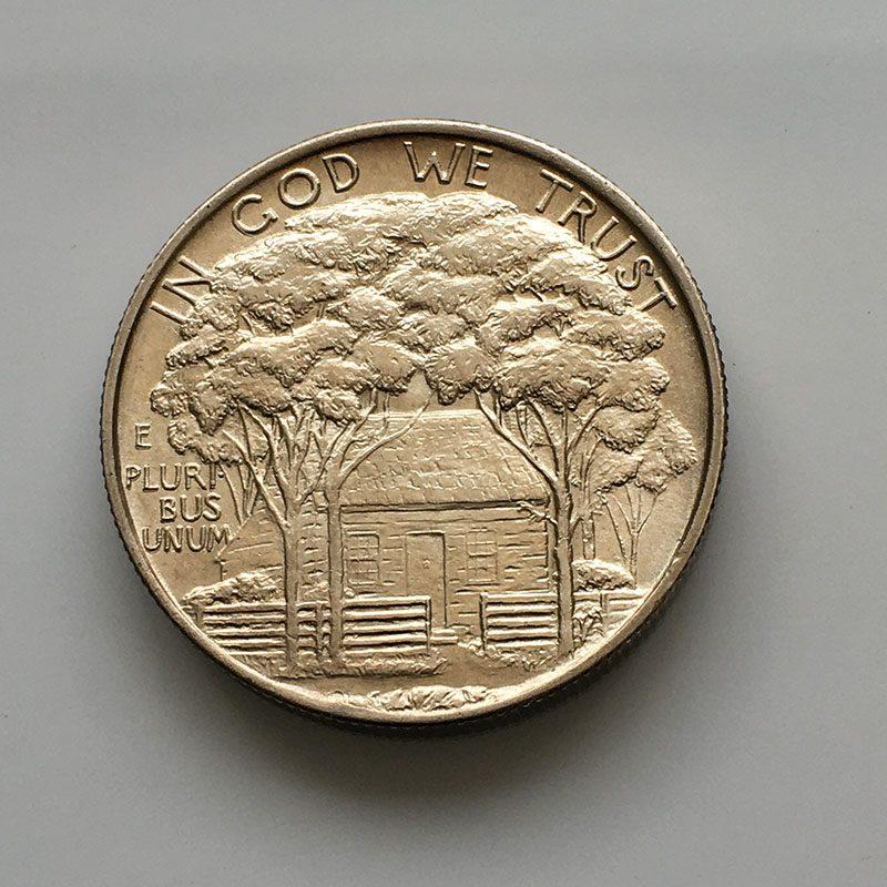 USA 1/2 Dollar 1922