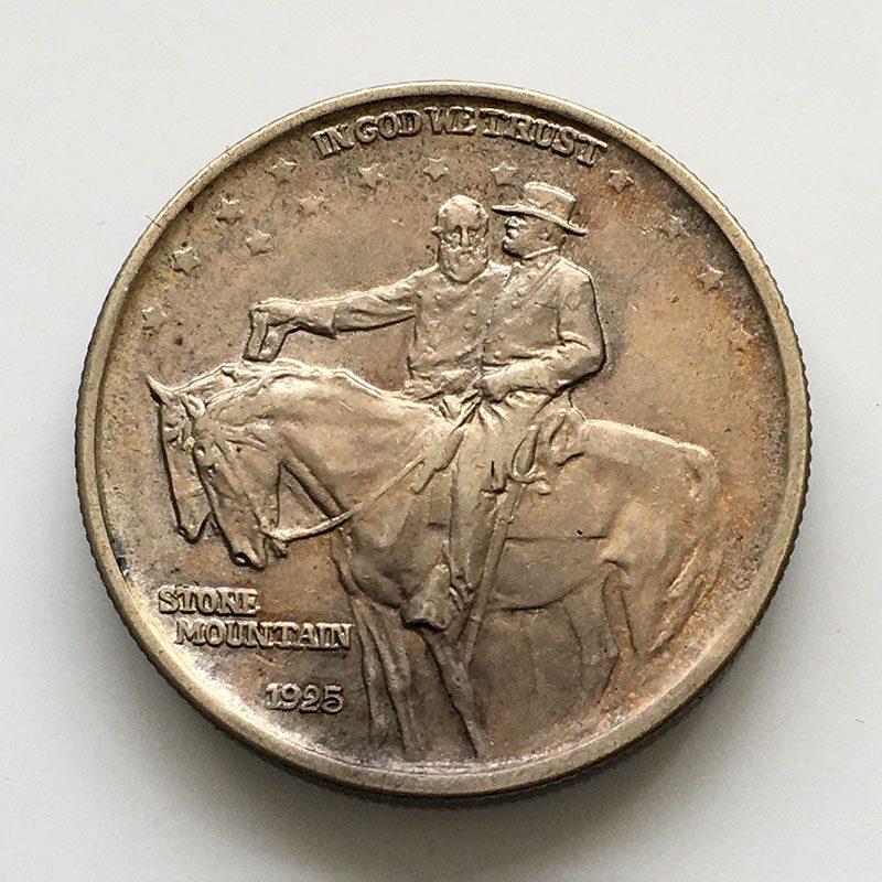 USA 1/2 Dollar 1925