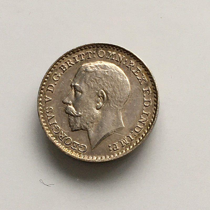 Maundy 1 Penny 1924