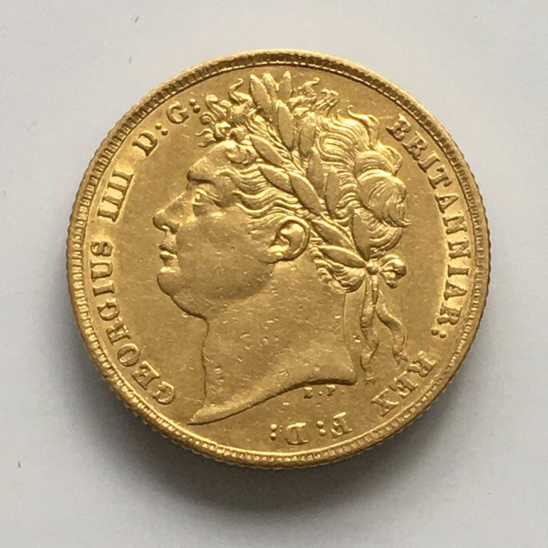 Sovereign 1825