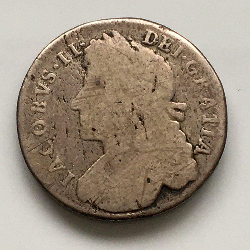 Shilling 1685