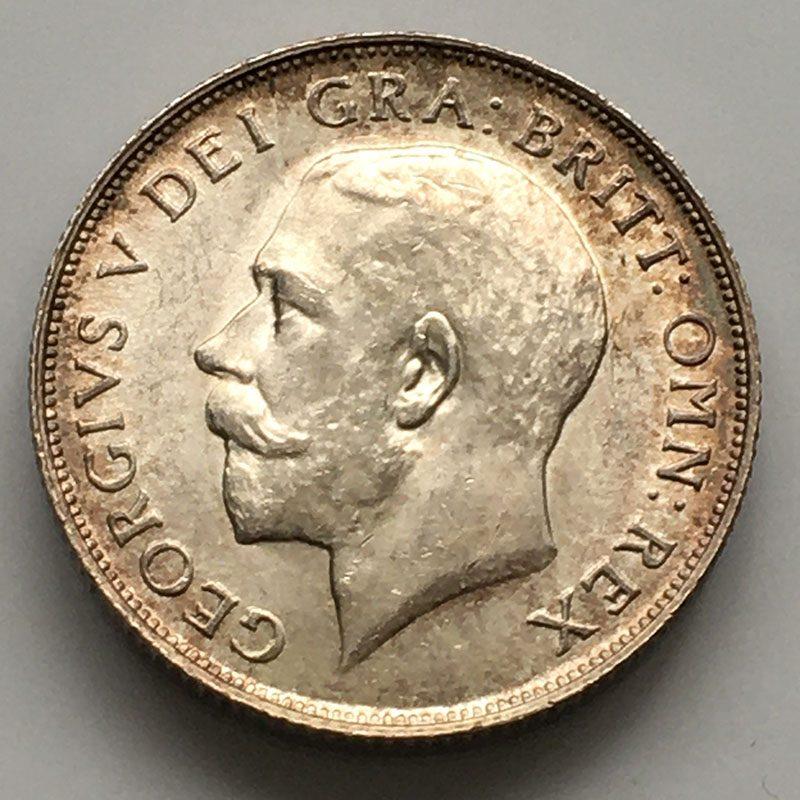 Shilling 1911