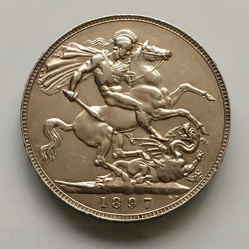 Crown 1897