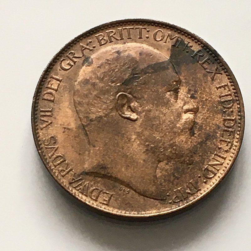 Halfpenny 1904