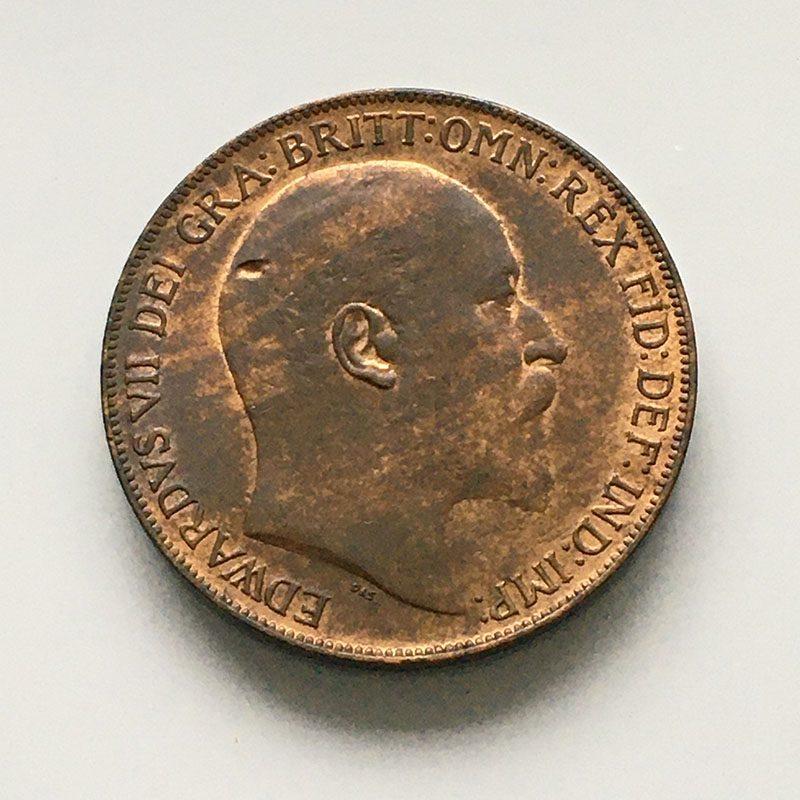 Penny 1909