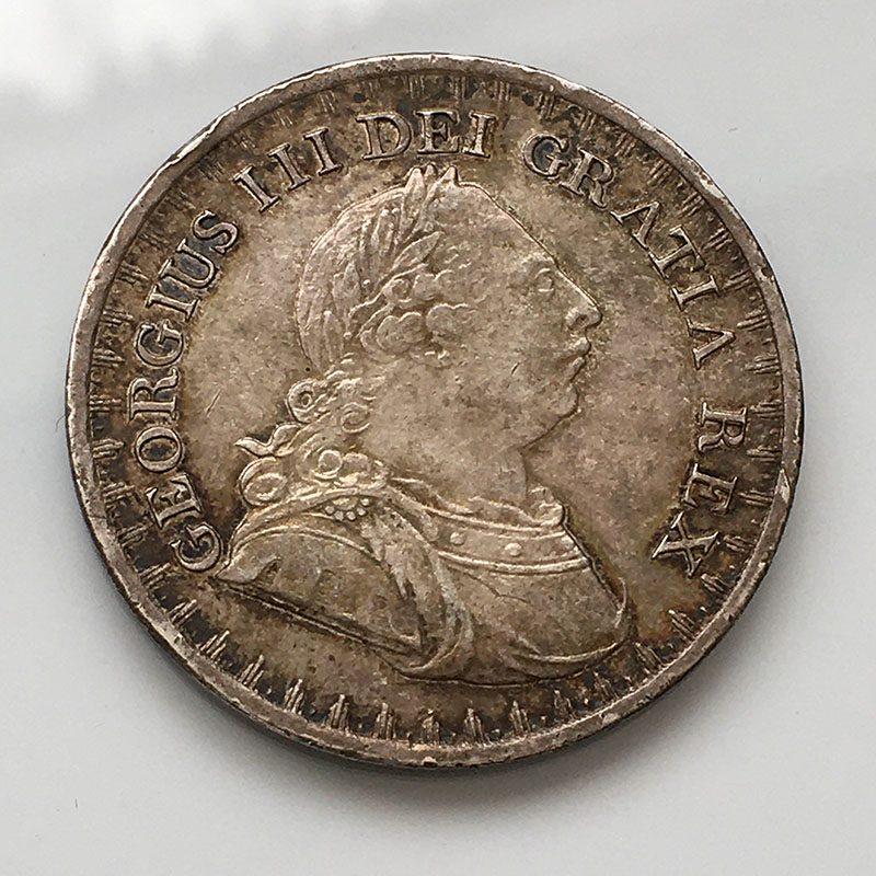 3 Shilling 1811