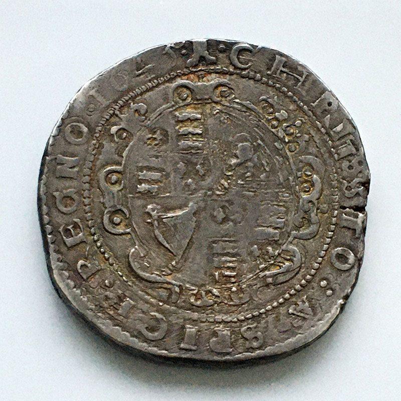 Hammered Crown Charles I