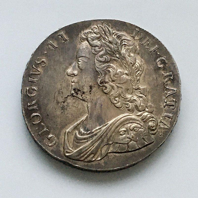 Crown 1736