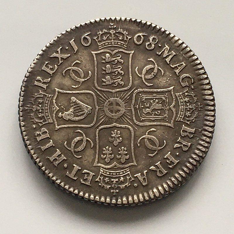 Shilling 1668