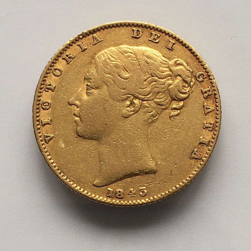 Sovereign 1843/2