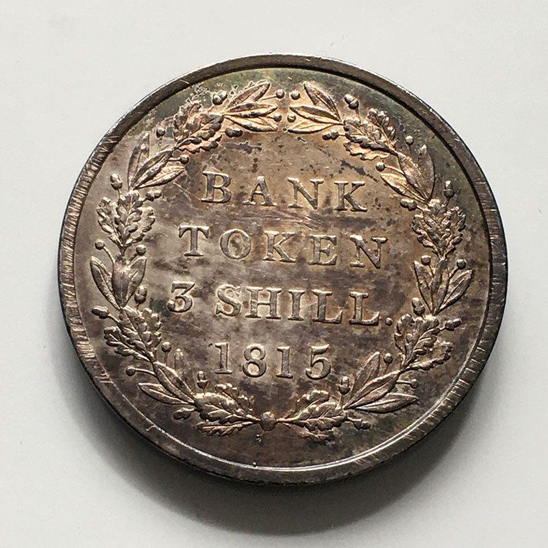 3 Shillings 1815