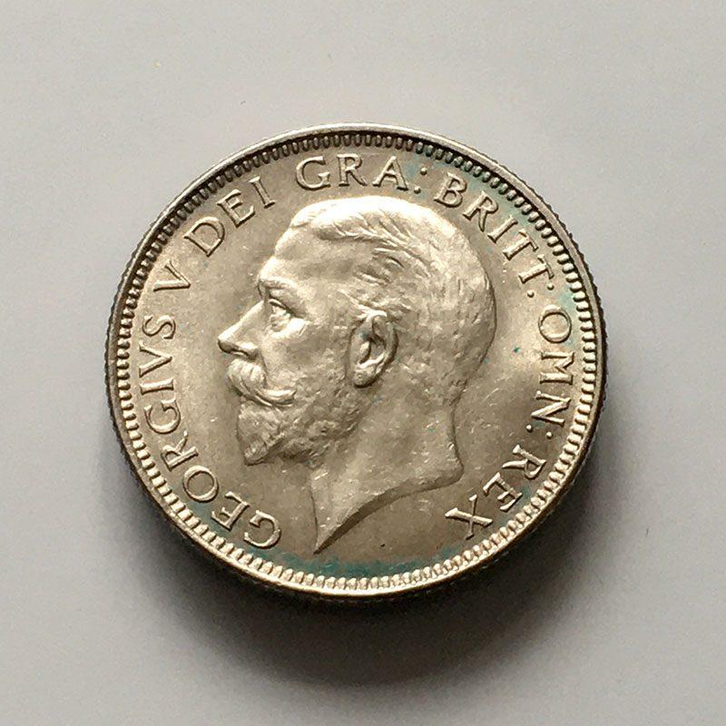 Shilling 1927