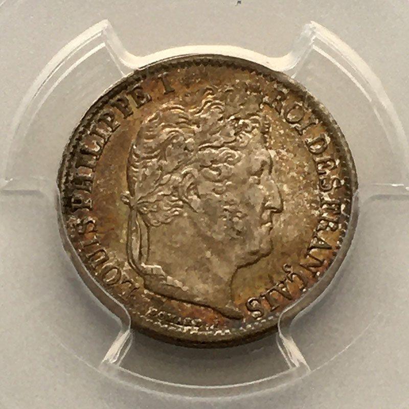 France 1/2 Franc 1841