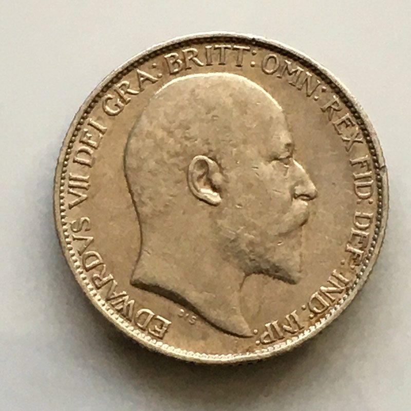 Sixpence 1908
