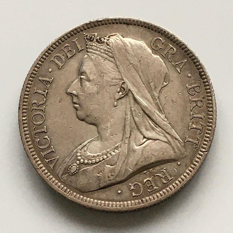 Halfcrown 1893