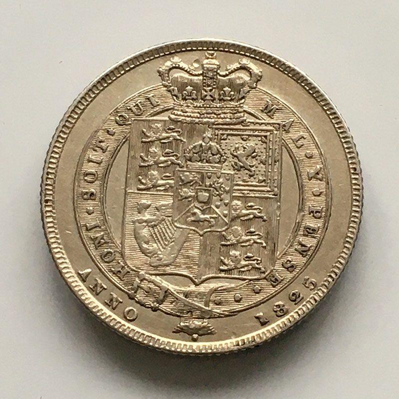Shilling 1825