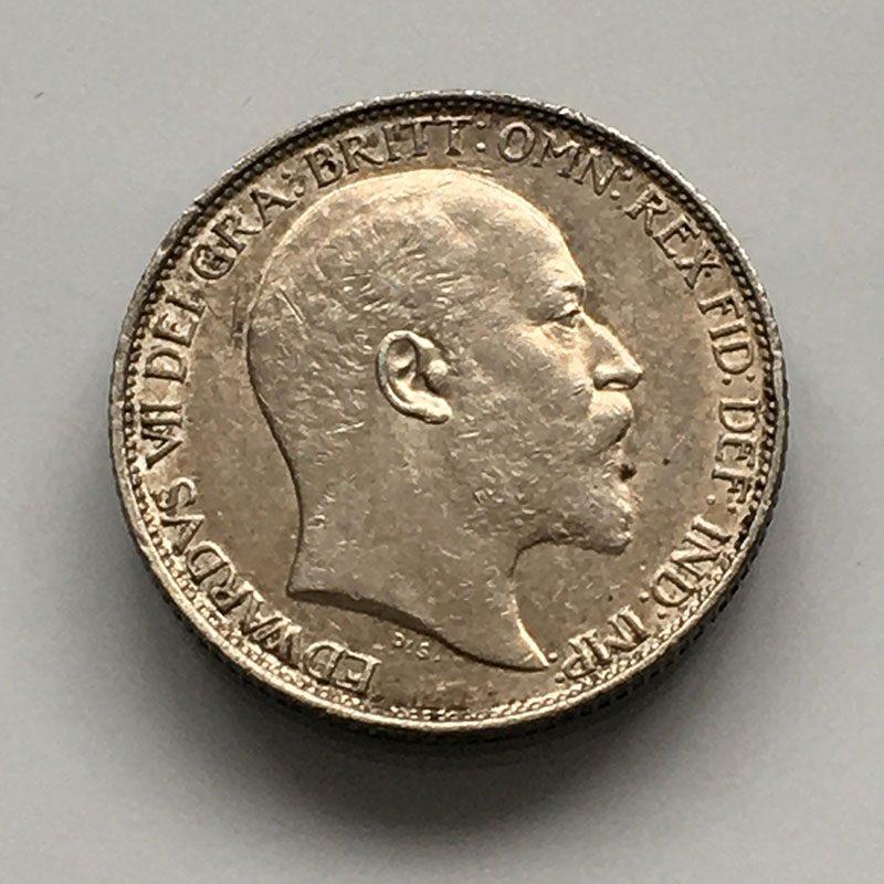 Sixpence 1906