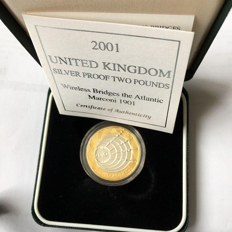 Two Pound 2001