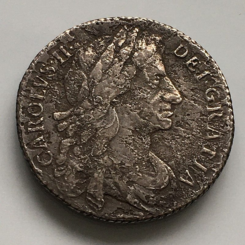 Shilling 1684